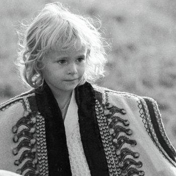 Закарпатская девочка