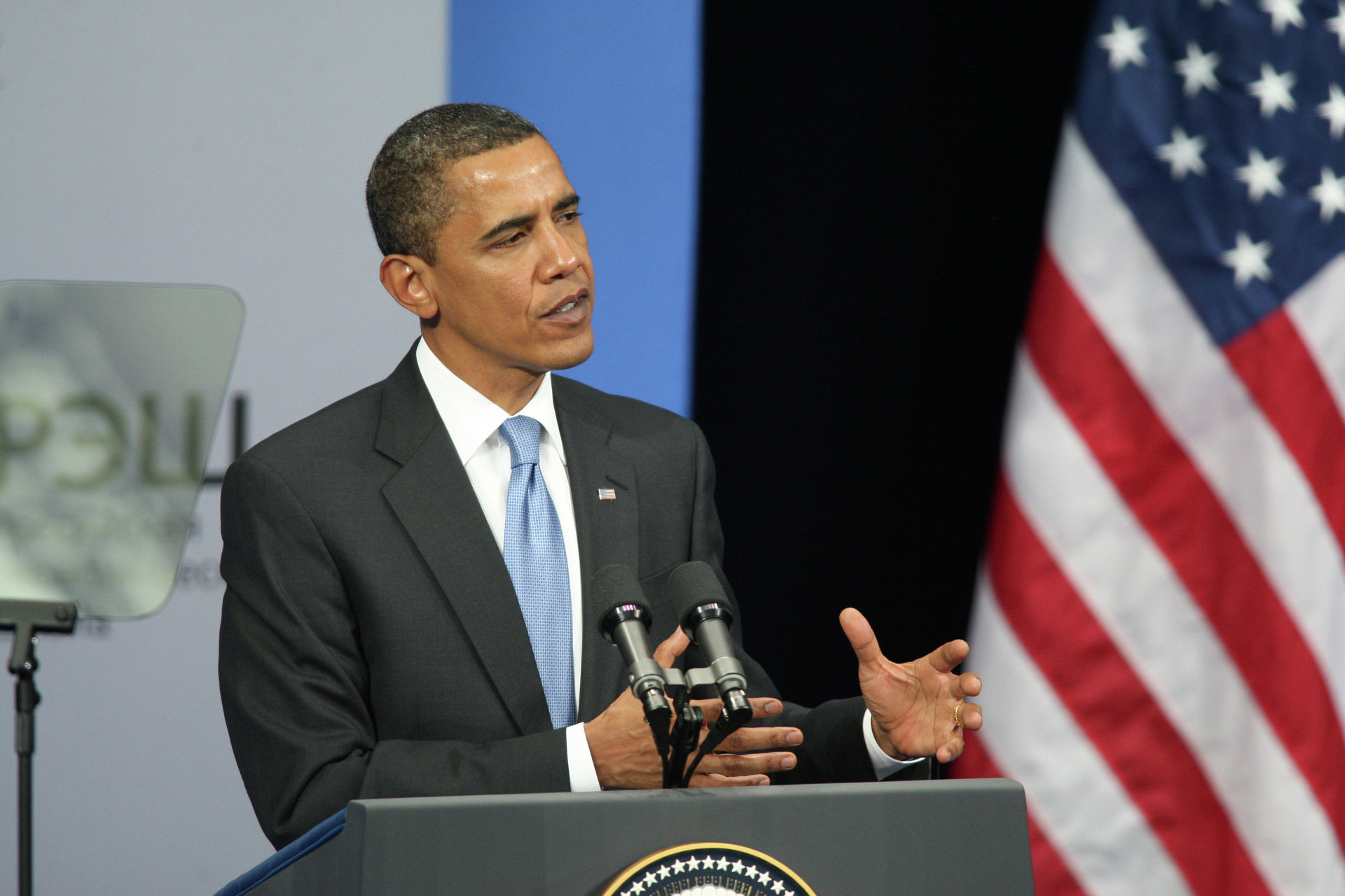 barack obama democracy vs andrew jackson democracy