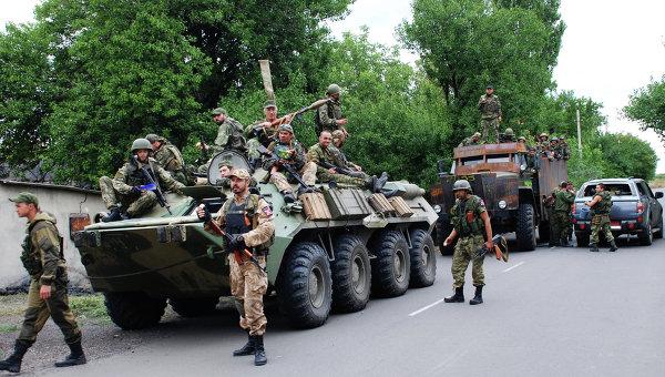 12 тысяч донских казаков вступят в армию ЛНР