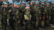 Министр обороны Белоруссии назвал условия ввода миротворцев в Донбасс