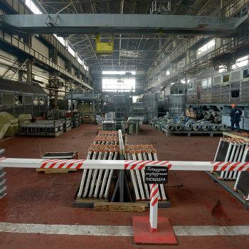 Луганский тепловозостроительный завод