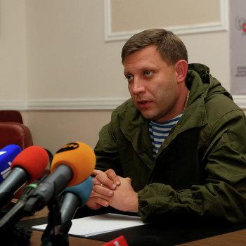 Премьер-министр ДНР Александр Захарченко опроверг слухи о своей отставке