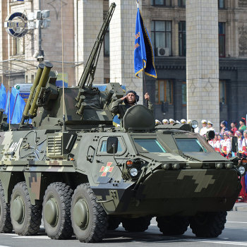 Празднование Дня Независимости Украины
