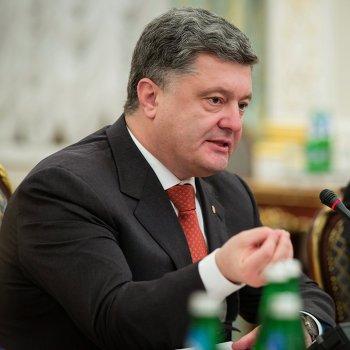 Президент Украины Петр Порошенко провел заседание СНБО