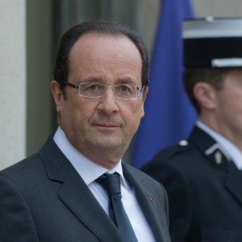 Рабочий визит Д.Медведева во Францию