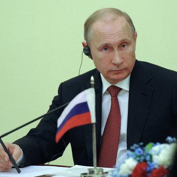 Официальный визит В.Путина в Индию