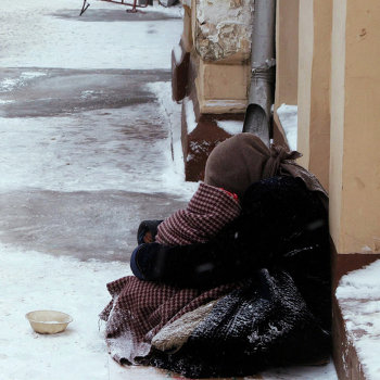 Беженцы из Таджикистана