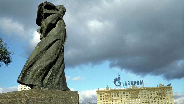 Россия уволила Украину в качестве транзитёра газа в Европу