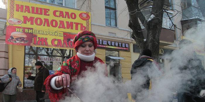 Итоги майдана: Украина увеличила импорт сала на 60%