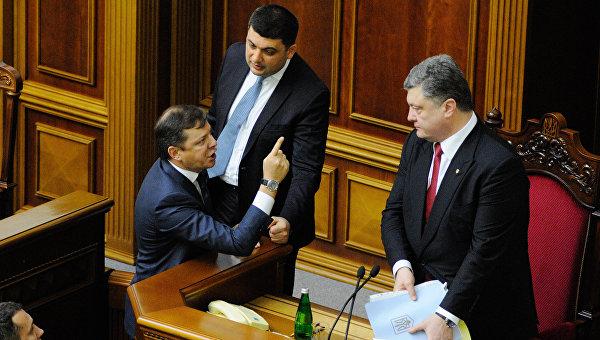 Перемирие по-киевски. Как долго украинская власть сможет контролировать ситуацию?