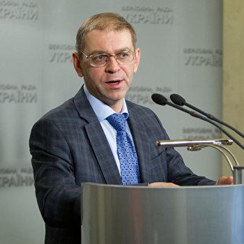 И.о. главы АПУ С.Пашинский