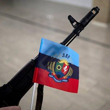 Подсчет голосов на выборах в ЛНР