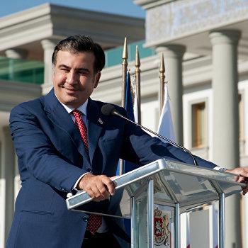 Визит генерального секретаря НАТО Андерса Расмуссена в Грузию