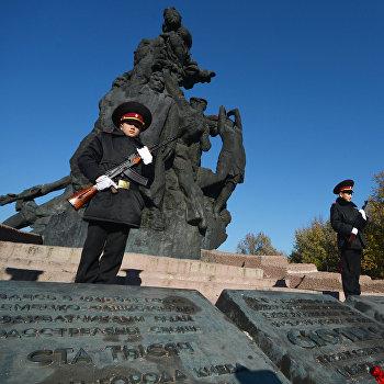 Вахта памяти Спасибо за жизнь, посвященная 70-летию освобождения Украины