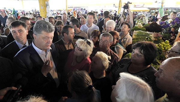 «Великолепная семерка» невыполненных обещаний Порошенко