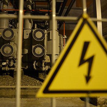 Ввод в эксплуатацию новой электростанции - Джубгинской ТЭС