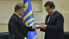 Корнейчук: Порошенко использует Саакашвили