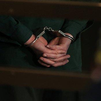Оглашение приговора Никите Тихонову