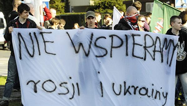 Зачем Польша лезет в донбасский котел