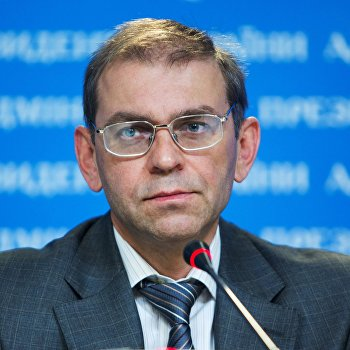 Брифинг и.о. главы АП Украины С. Пашинского