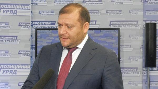 Добкин: Местные выборы станут первым этапом смены власти на Украине