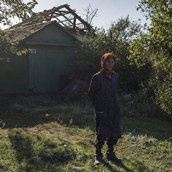 Деревня Желобок Луганской области
