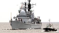 Британский ракетный эсминец защитит «тайные учения» на Украине