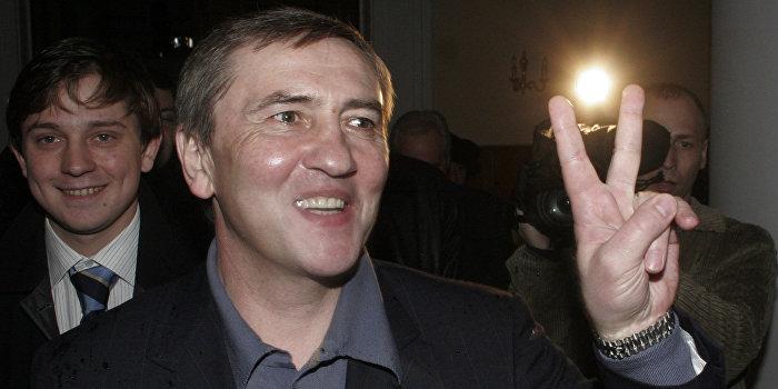 На выборах мэра Киева лидирует Леонид Черновецкий.