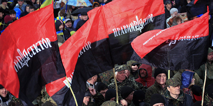 Митинг За единую Украину в Днепропетровске