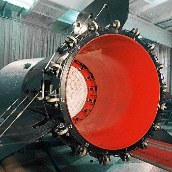 Парашютный отсек термоядерной бомбы 100 МГТ