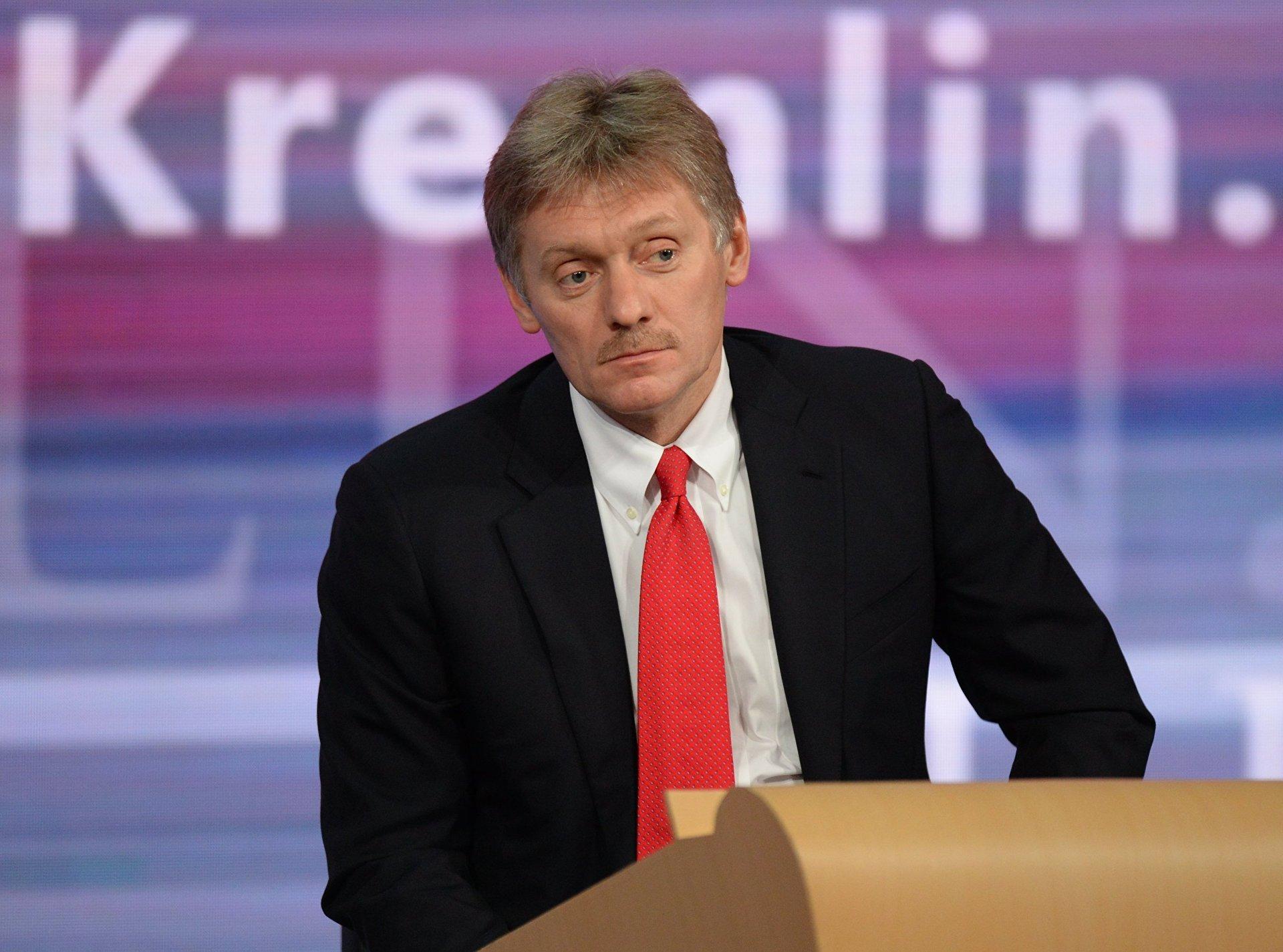 Песков пояснил информацию о переносе послания Путина на 2018 год