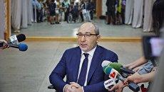 Мэр Харькова Г.Кернес будет вновь баллотироваться на пост городского головы