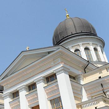 Спасо-Преображенский кафедральный собор в Одессе