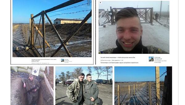 В Донецкой области строят концлагеря для «русских свинособак»
