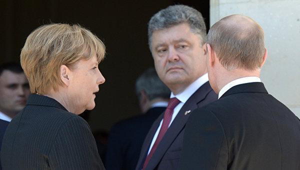 Почему Киеву выгоден провал Минских соглашений