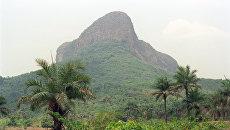 Вид на гору