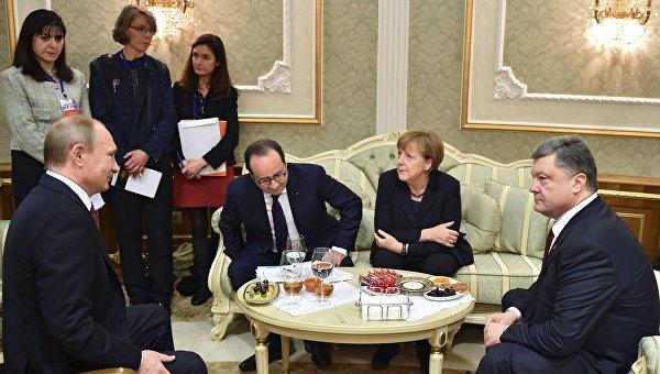 Порошенко иМеркель сегодня встретятся вБерлине