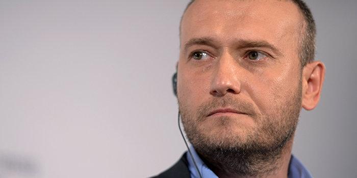 """П/к лидера """"Правого сектора"""" Д.Яроша"""