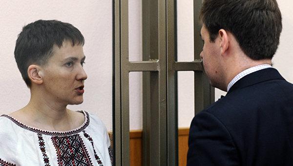 Священник Марецкий: Садистку Савченко видел один день, но запомнил навсегда!