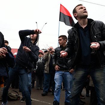 Агрессивные действия против дипмиссий РФ на Украине