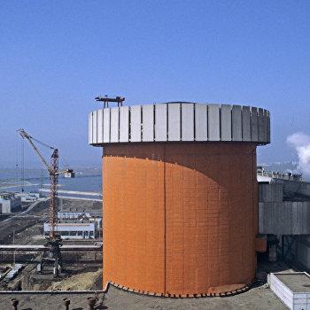 Первый блок Южно-Украинской АЭС