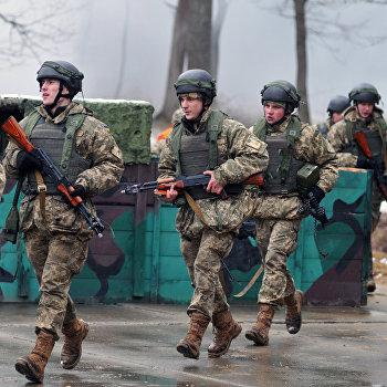 Встреча министров обороны Украины и Канады состоялась в Львовской области