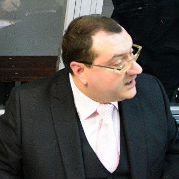 Заседание суда по делу А. Александрова и Е. Ерофеева в Киеве