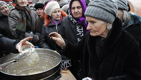 Бал посреди войны: блеск украинской элиты на фоне нищеты украинского народа
