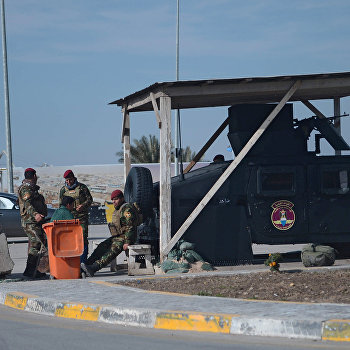 Визит заместителя председателя правительства РФ Дмитрия Рогозина в Ирак