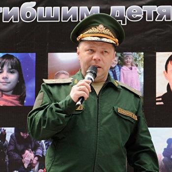 Митинг в память о погибших детях Донбасса прошел в Донецке 1 июня