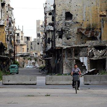 Ситуация в Хомсе