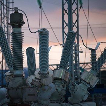 Пятнадцать мобильных ГТЭС генерируют электроэнергию для Крыма