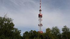 Киевская телебашня.