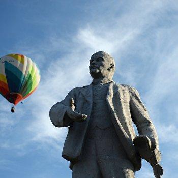Фестиваль воздухоплавателей Небесная ярмарка в Пермском крае